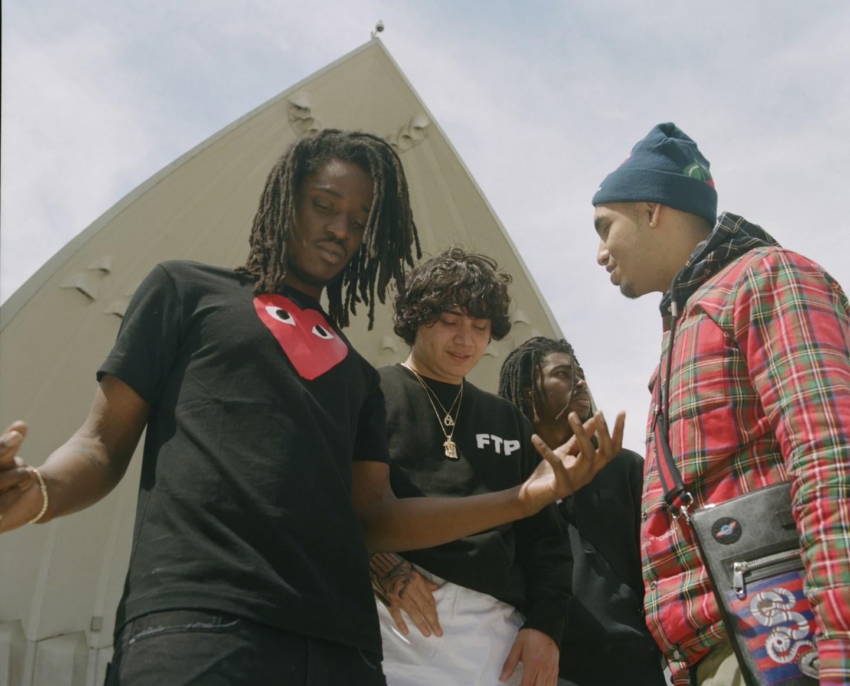 Shoreline Mafia is leading L A 's unruly rap renaissance | The FADER
