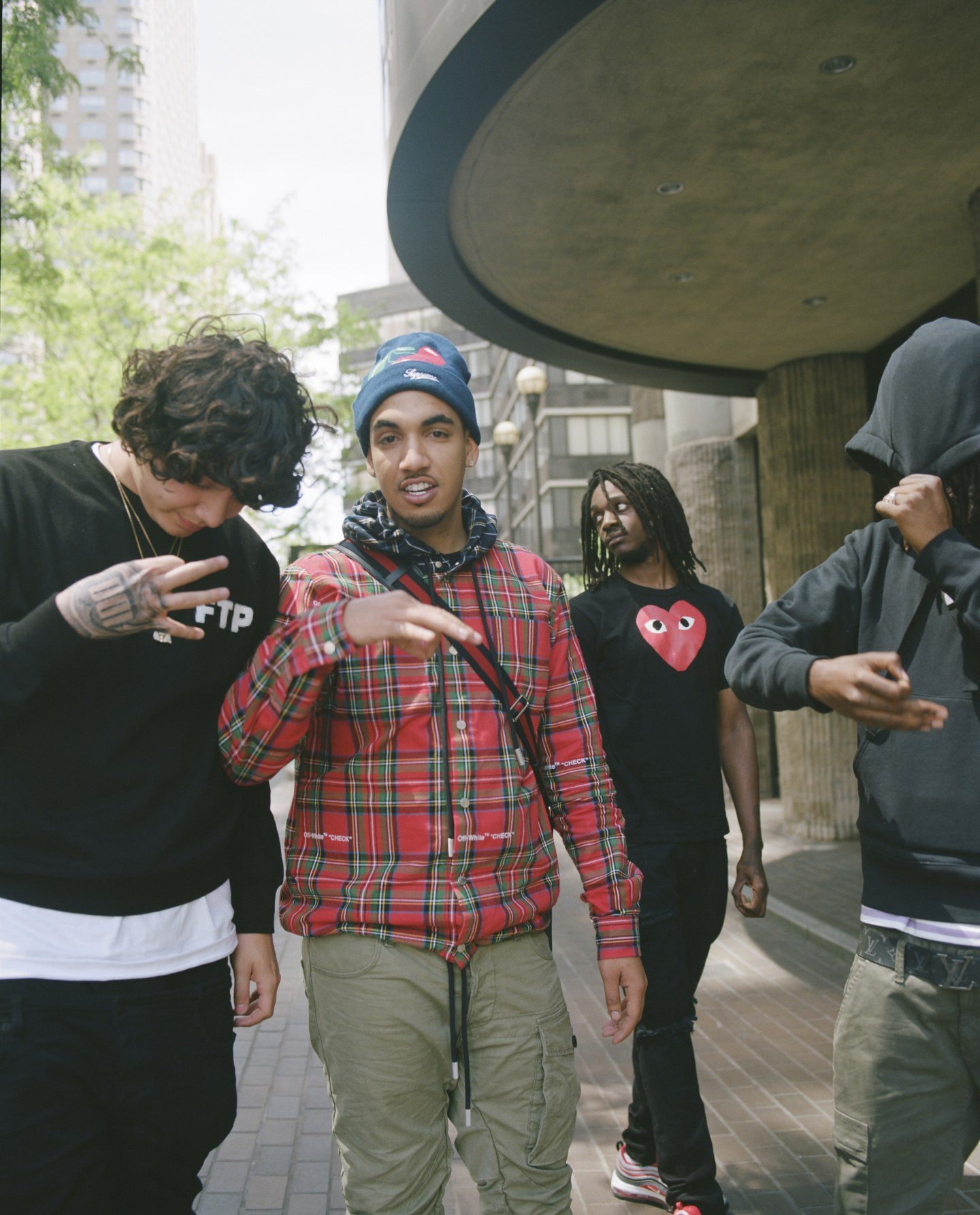 Shoreline Mafia is leading L A 's unruly rap renaissance