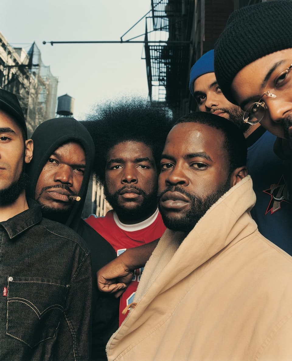 Questlove on <i>Phrenology</i>, Philly soul, and talking <i>The Simpsons</i> with Jay-Z