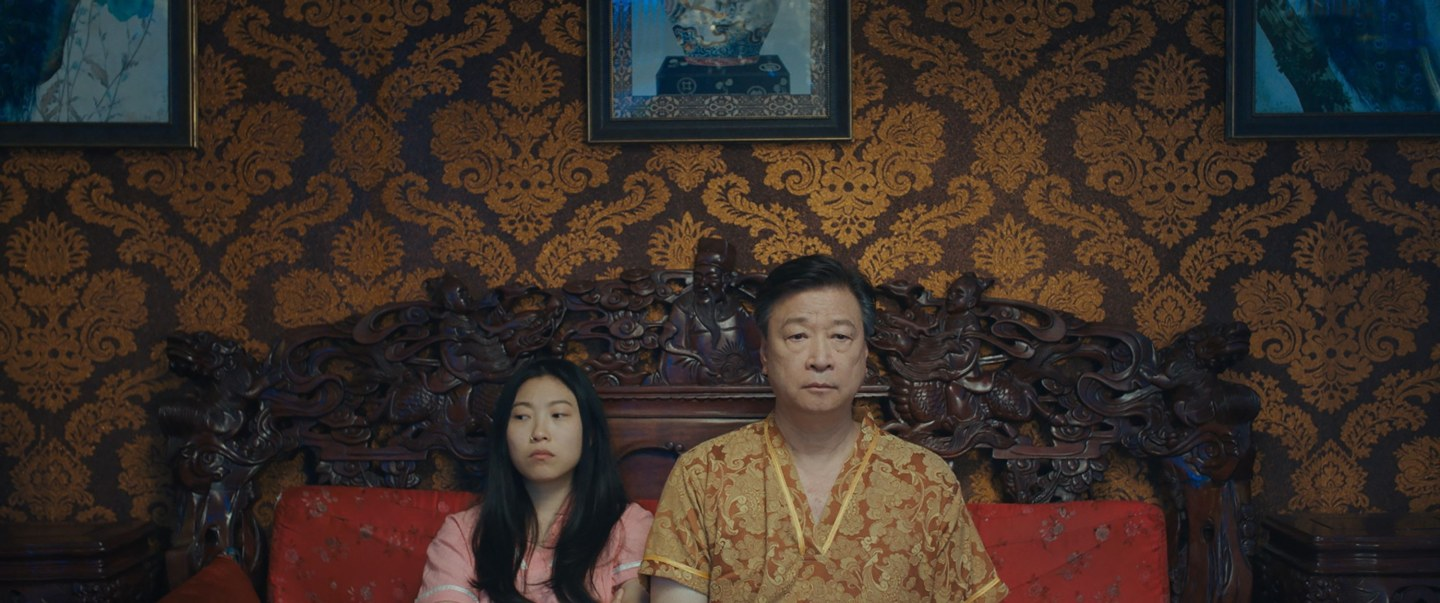 <i>The Farewell</i> director Lulu Wang on being caught between worlds