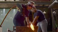 Blown Away is like Great British Bake-Off, but with glassblowing