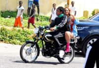 Beyoncé and JAY-Z spotted filming in Jamaica