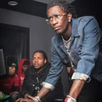 This is what Young Thug and Lil Durk were actually looking at