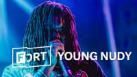 Watch Young Nudy close out The FADER FORT 2019