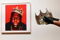 Plastic crown worn by Biggie sells for $594,000 at auction