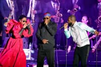 Watch the Fugees perform their classics at their first show in 15 years