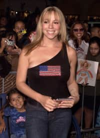 Mariah Carey shares snippet of grunge album she made in 1995