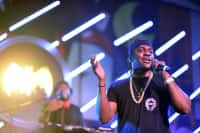 "Pusha T blames ""corny ass tech dude"" for Drake diss during Camp Flog Gnaw set"