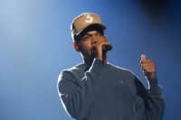 """Chance The Rapper says Kanye West is """"in a great space"""""""