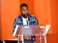 Frank Ocean shares tattoo inspired by Matt Groening illustration