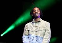 "A clip of Playboi Carti's leaked song ""Kid Cudi"" is number one on the Spotify Viral 50 Chart"
