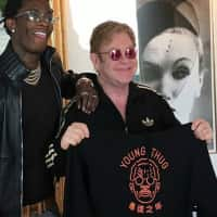 "How the Young Thug and Elton John song ""High"" actually happened"