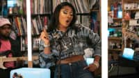 Watch Megan Thee Stallion's NPR Tiny Desk Concert