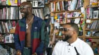 Watch Freddie Gibbs and Madlib's Tiny Desk Concert
