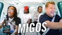 Watch Migos on James Corden's Carpool Karaoke