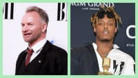 "Sting mourns Juice WRLD's ""tragic"" death, insists he didn't sue over ""Lucid Dreams"""
