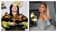 Billie Eilish thinks Ariana Grande deserved the Album of the Year Grammy