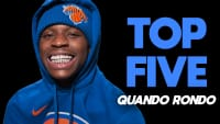 Quando Rondo's top five ways to tie a bandana