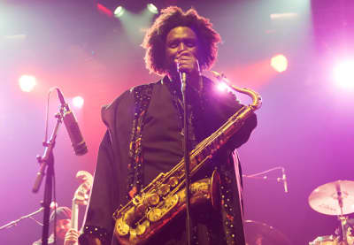 Kamasi Washington Is The Chillest Dude In Music