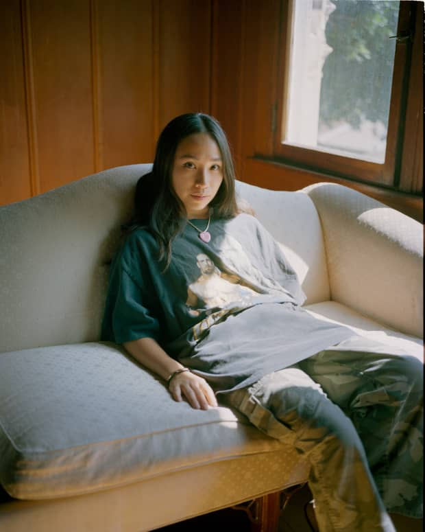 How Sandy Liang designed her bold, dreamy Vans collaboration