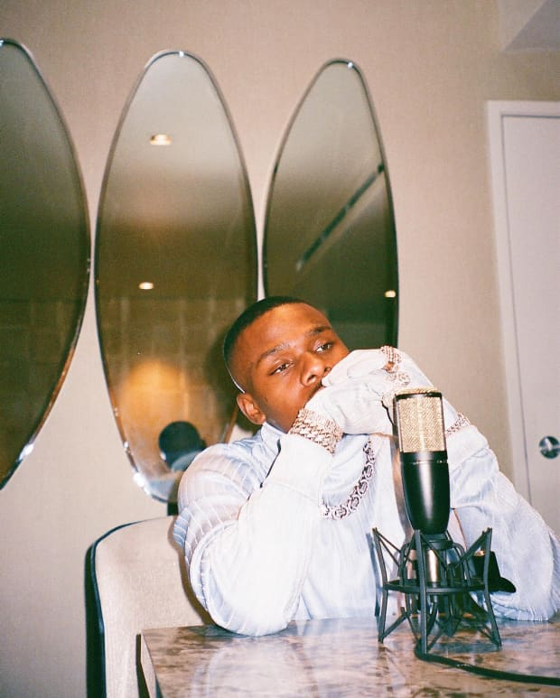 """DaBaby apologizes for """"hurtful & triggering comments"""""""
