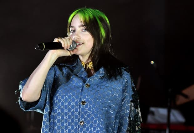 "Billie Eilish to drop new song ""everything i wanted"" on Wednesday"