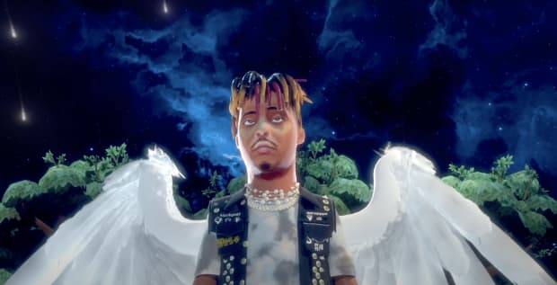 "Watch the music video for Juice WRLD and The Weeknd's ""Smile"""