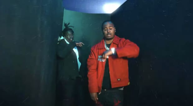 "ALLBLACK shares new song/video ""Ego"" featuring Drakeo The Ruler"