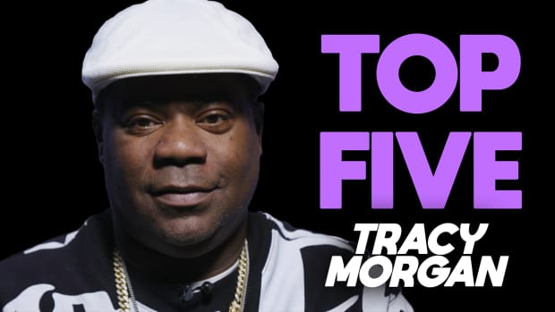 Here are Tracy Morgan's top five rules for being a real New Yorker