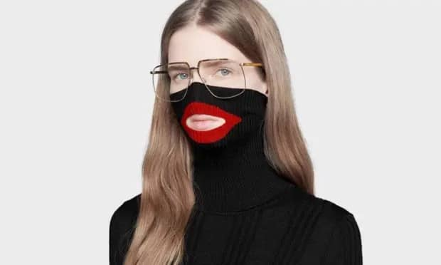 Gucci withdraw polo neck sweater following racism backlash