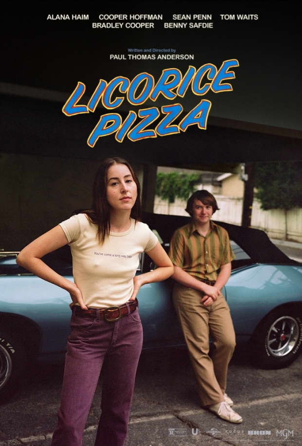 Watch Alana Haim in the trailer for Paul Thomas Anderson's Licorice Pizza