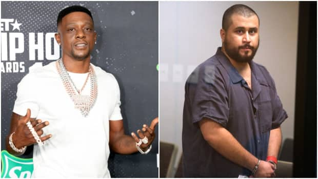 Boosie Badazz denies attacking George Zimmerman