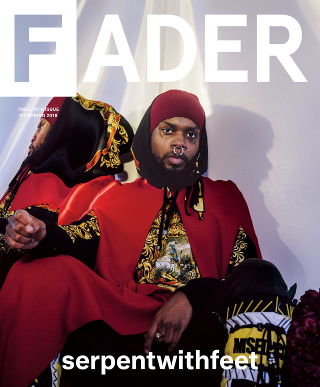 Cover Story: serpentwithfeet