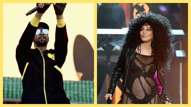 Wu-Tang Clan and Cher collaborated on <i>Once Upon A Time In Shaolin</i>