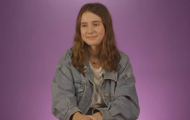 "Clairo on ""Pretty Girl"" and making chill pop songs for the whole internet to enjoy 