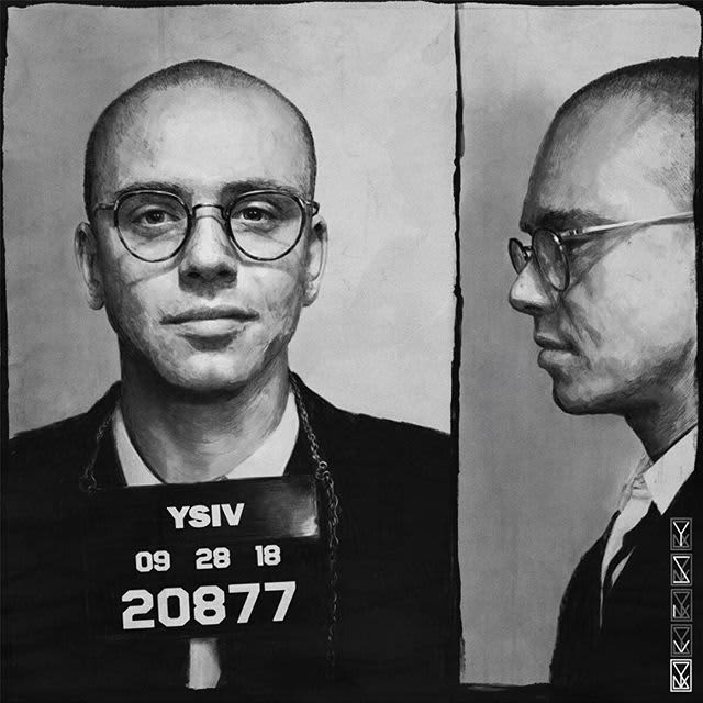 Logics Young Sinatra IV Has Arrived