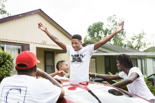 Meet NBA YoungBoy, Baton Rouge's Rawest New Rapper | The FADER