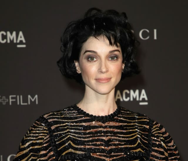 "Hear St  Vincent cover Lou Reed's ""Perfect Day"" 