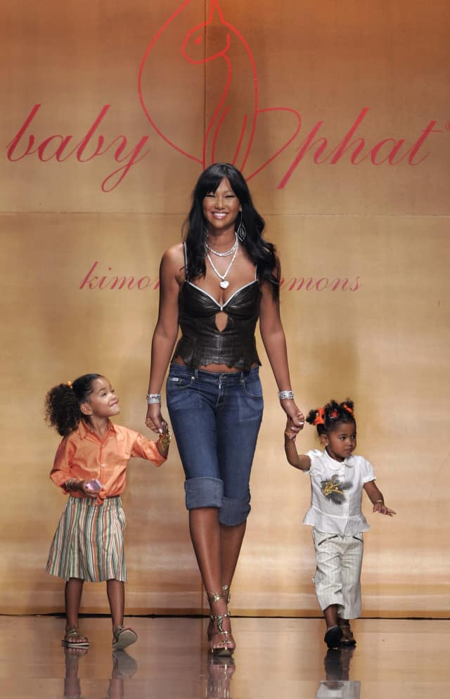 Kimora Lee Simmons Turned Her Culture Into A Billion-Dollar Fashion