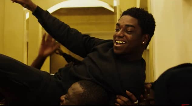 kodak black celebrates his freedom with new song first day out