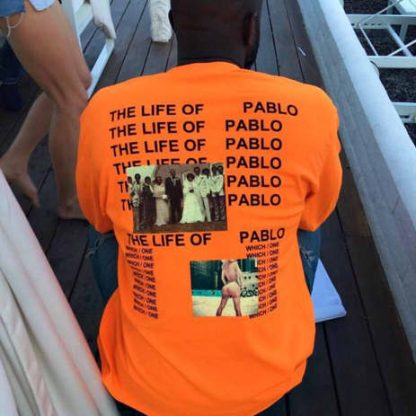 Does Kanye West Have More The Life of Pablo Merch On The Way