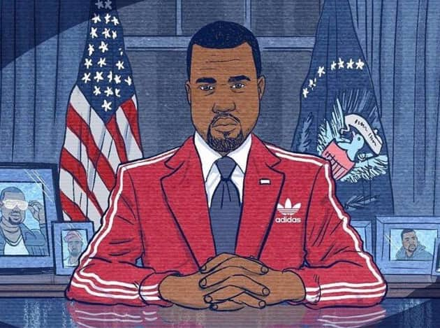 Kanye Tour 2020 Twitter Is Finding Solace In Kanye West's 2020 Presidential Bid