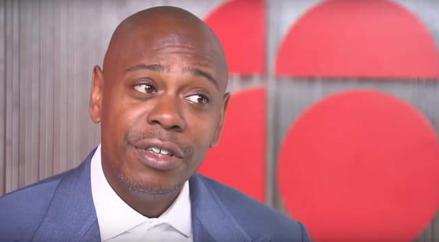 Image result for bad images of dave chappelle
