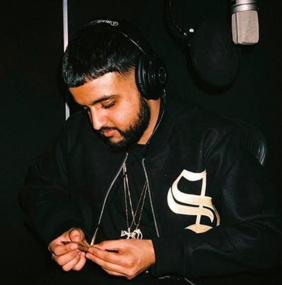 rap Artist asian