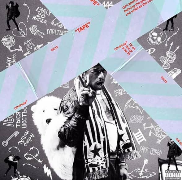 luv is rage 1.5 album cover