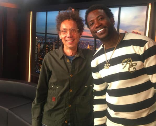 Watch Gucci Mane discuss his time in prison with Malcolm