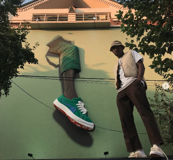 Tyler The Creator S Golf Le Fleur X Converse Shoes Are Out Now