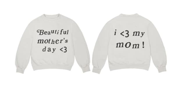Kanye West's new sweatshirt costs $165 and will be super