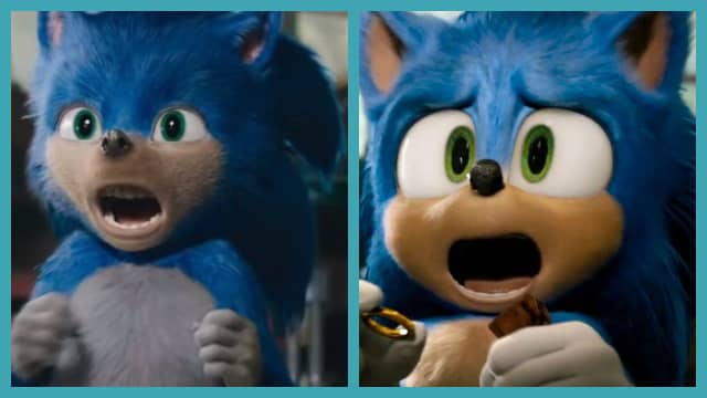 Ugly Sonic Got A Glow Up And Is Back With A New Trailer The Fader