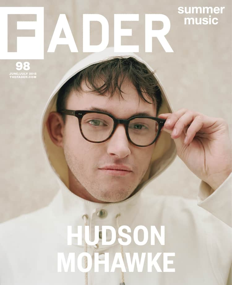 In The Zone With Hudson Mohawke | The FADER